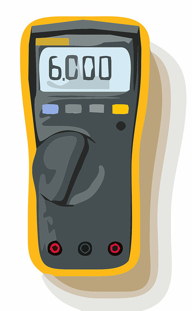 How does a voltmeter work